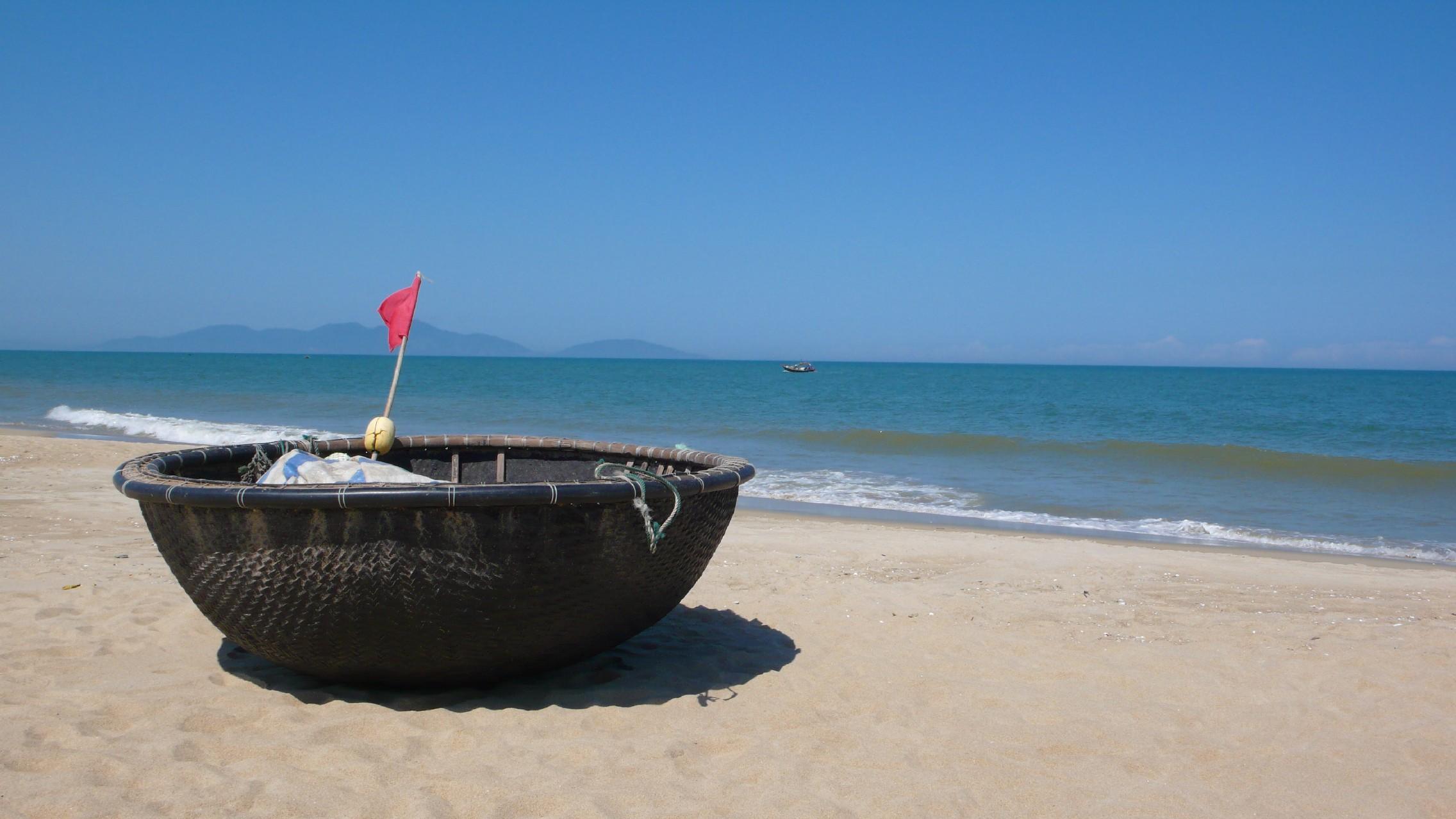 Hoi An, tengerpart
