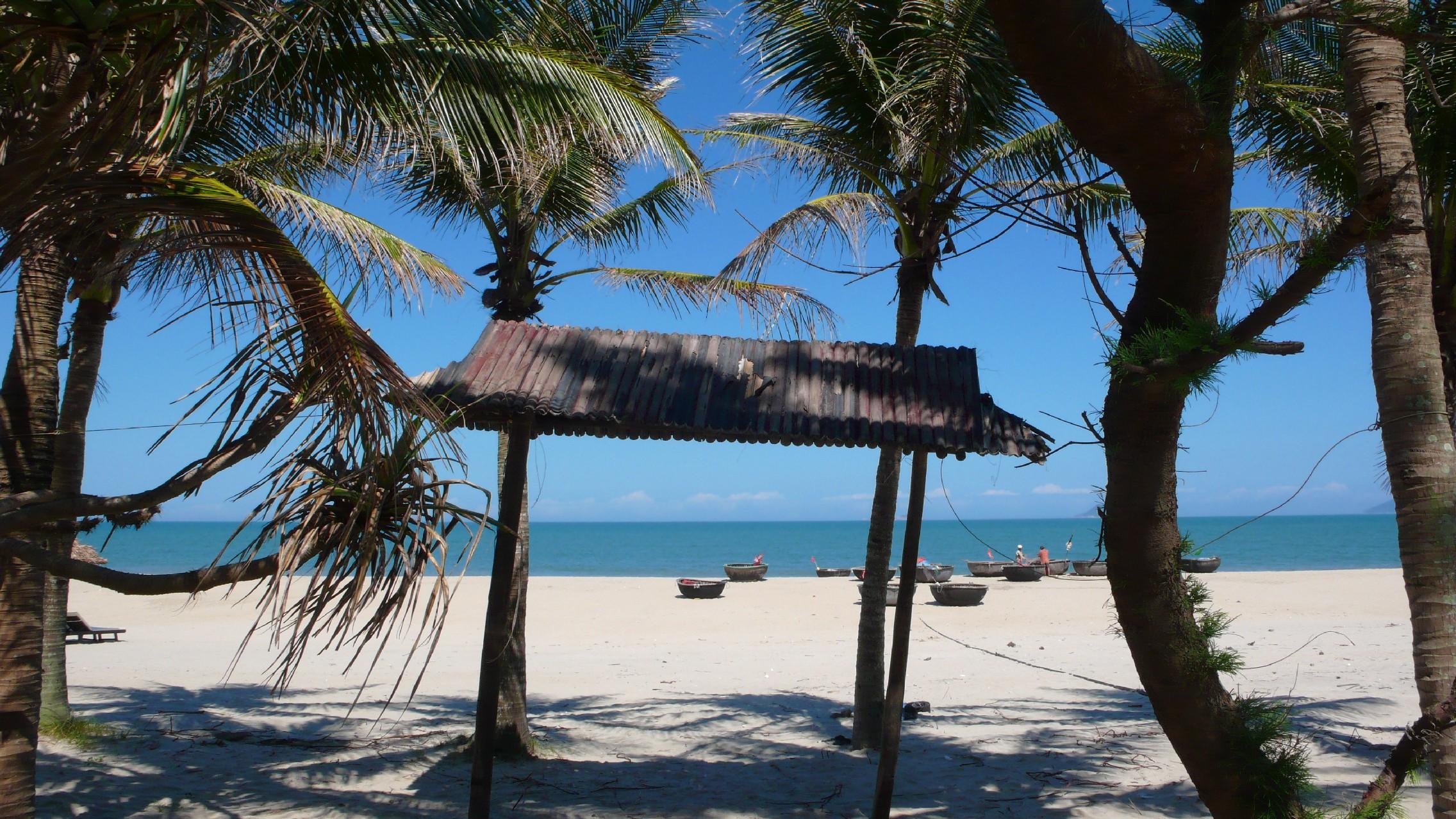 Cua Dai tengerpart, Hoi An, Vietnam