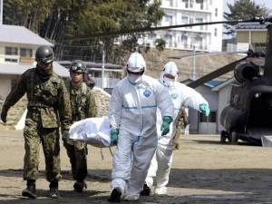 Nukleáris katasztrófa Japánban