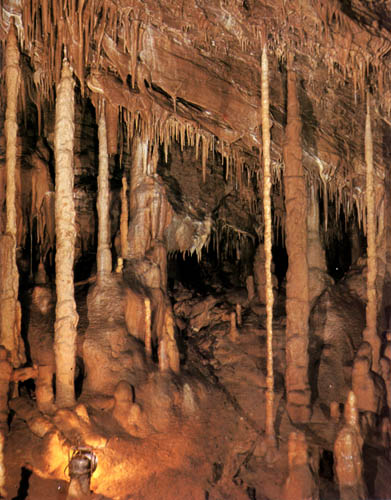 Aggteleki csappkőbarlang