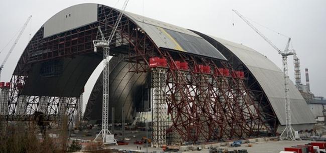 Csernobili acélpajzs