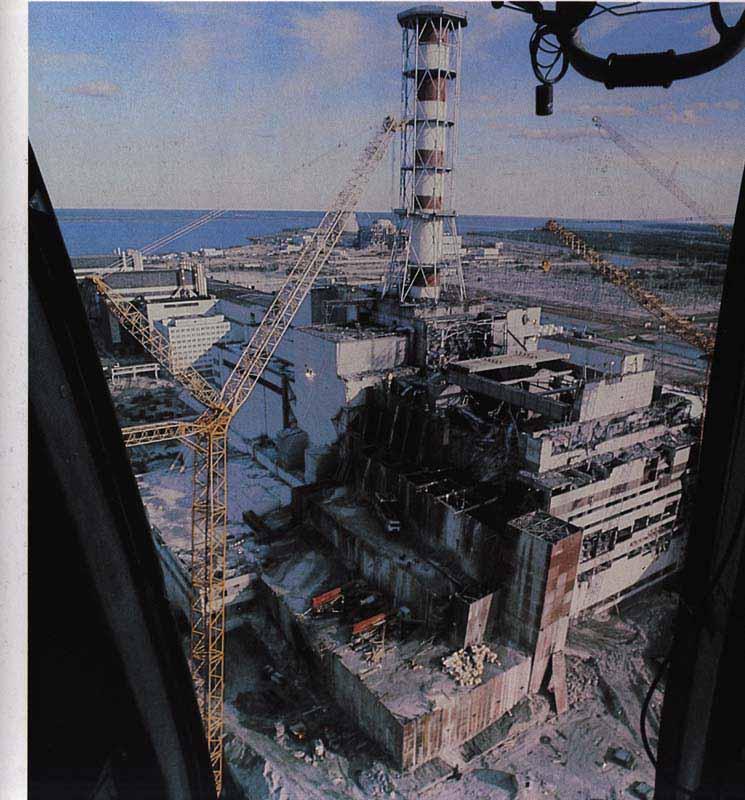 Csernobil, 1986