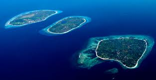 A Gili-szigetek