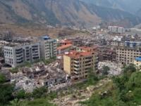 Earthquake in China, 2008