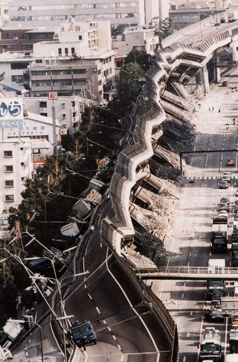 Kobe földrengés
