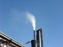 A DunaTec katalitikus oxidáló berendezése