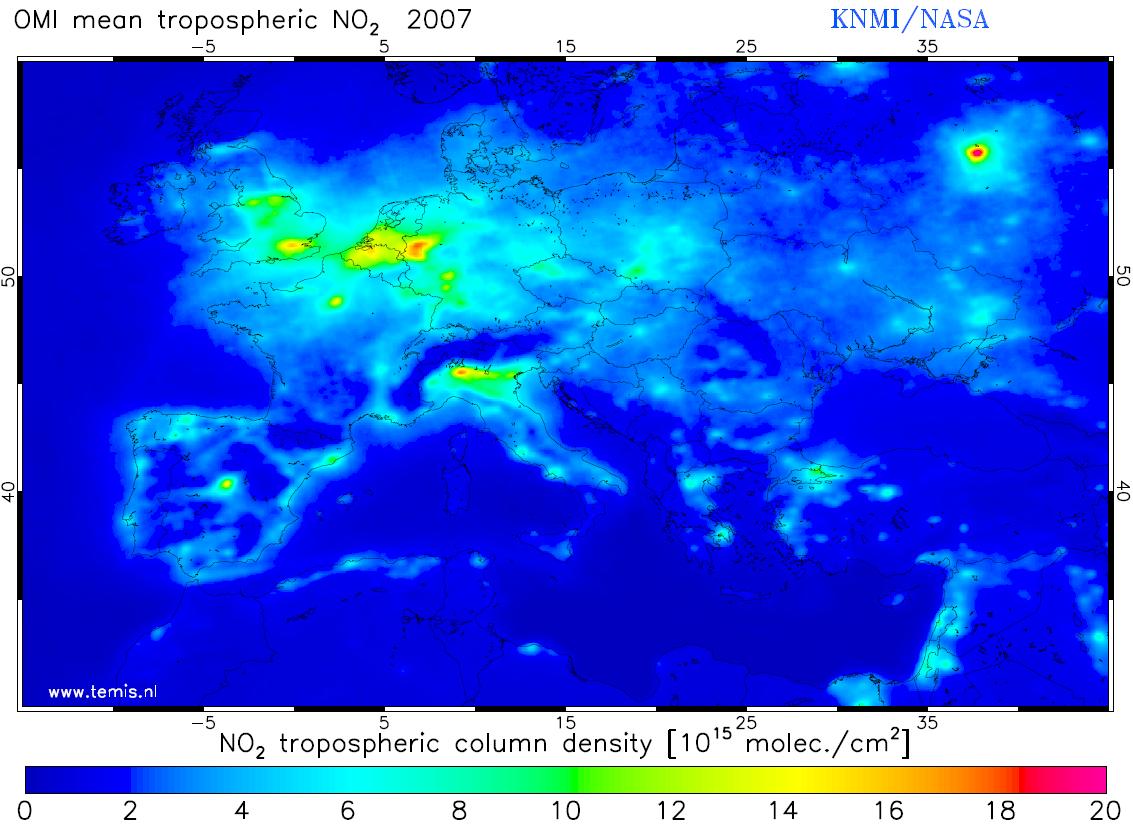 Nitrogéndioxid