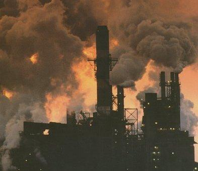 Ipari légszennyezés
